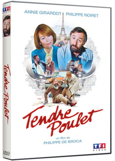 Tendre poulet - DVD