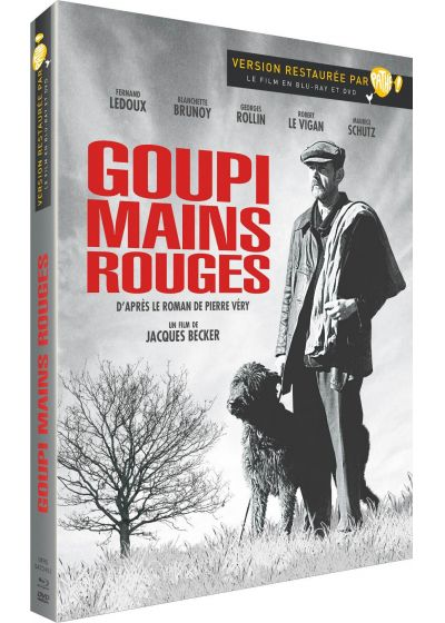 Goupi Mains Rouges (Combo Collector Blu-ray + DVD) - Blu-ray