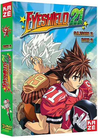Eyeshield 21 - Saison 2 - Coffret 2 - DVD