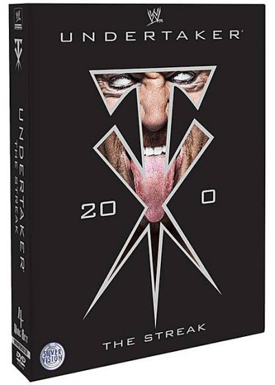Undertaker : The Streak - DVD