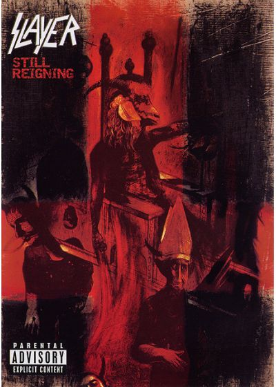 Slayer - Reign In Blood : Still Reigning - DVD
