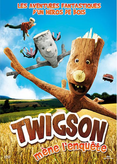 Twigson mène l'enquête (DVD + Copie digitale) - DVD