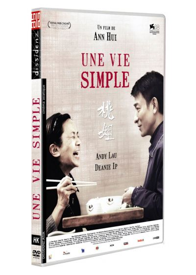 Une vie simple - DVD