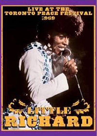 Little Richard : Live Toronto Peace Festival 1969 - DVD