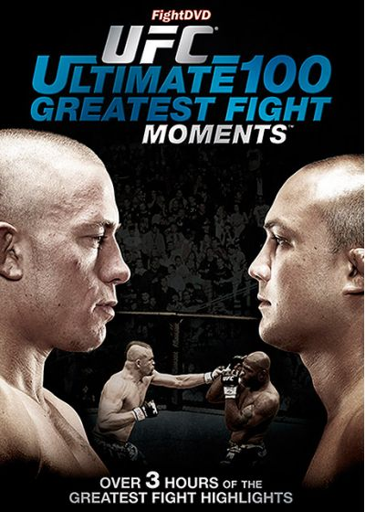 UFC Ultimate 100 : Greatest Fight Moments - DVD