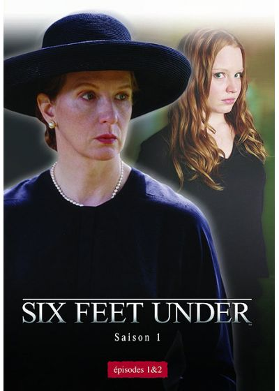 Six Feet Under - Saison 1 - DVD test - DVD