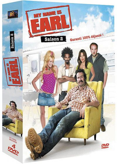 My Name Is Earl - Saison 2 - DVD