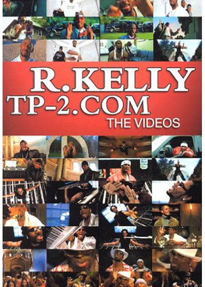 R. Kelly - TP-2.com - The Videos - DVD