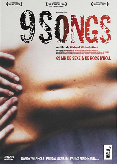 9 Songs - DVD