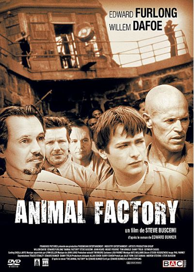 Animal Factory - DVD