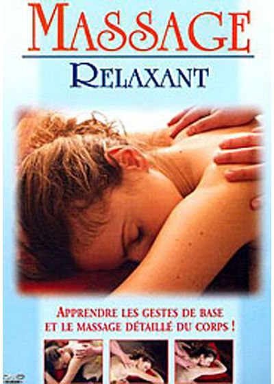 Massage relaxant - DVD