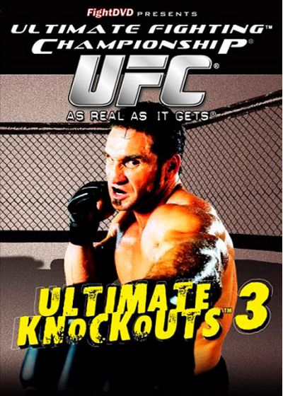 UFC : Ultimate Knockouts 3 - DVD