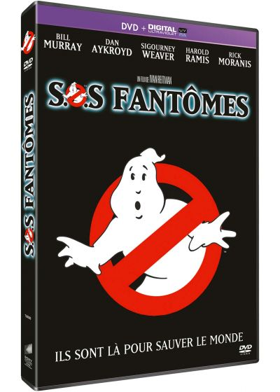 SOS Fantômes (DVD + Copie digitale) - DVD