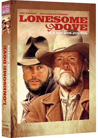 Lonesome Dove - La loi des justes - DVD