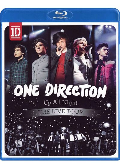 One Direction - Up all Night : The Live Tour - Blu-ray