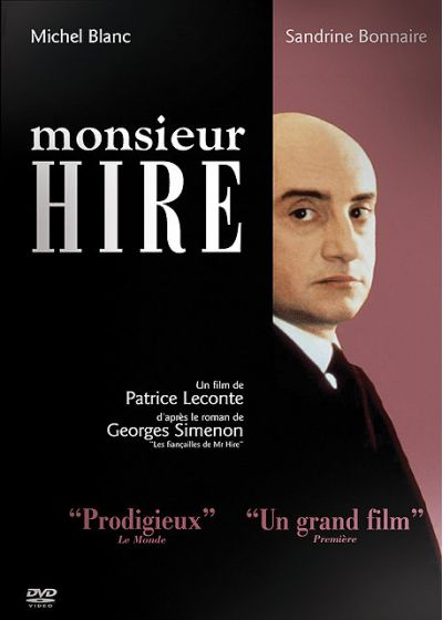 Monsieur Hire - DVD