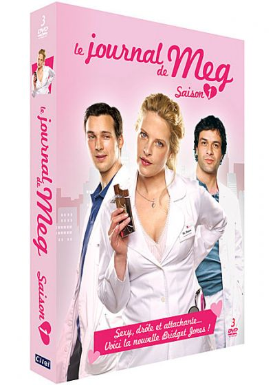 Le Journal de Meg - Saison 1 - DVD