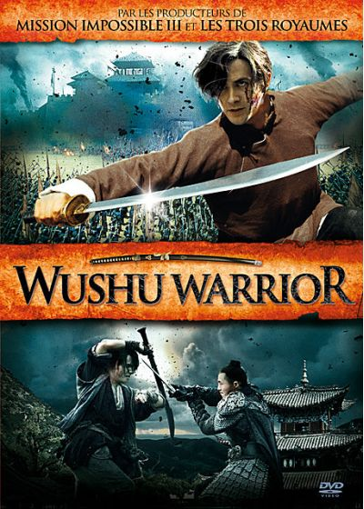Wushu Warrior - DVD
