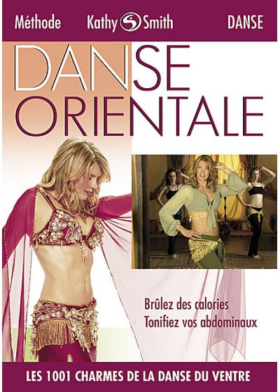 Kathy Smith - Danse orientale - DVD