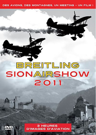 Breitling Sion Air Show 2011 - DVD