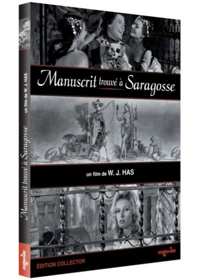Le Manuscrit trouvé à Saragosse (Édition Collector) - DVD
