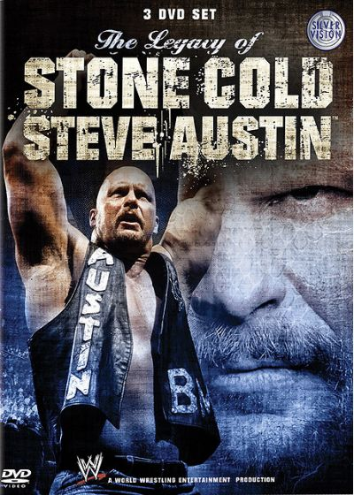 The Legacy of Stone Cold Steve Austin - DVD