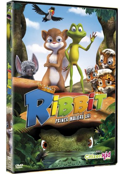 Ribbit : Prince margé lui (DVD + Copie digitale) - DVD