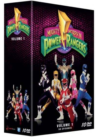 Power ranger Mighty Morph'n' - Vol. 1 - DVD