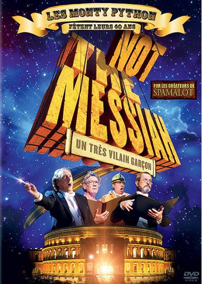 Not The Messiah (Un très vilain garçon) - DVD