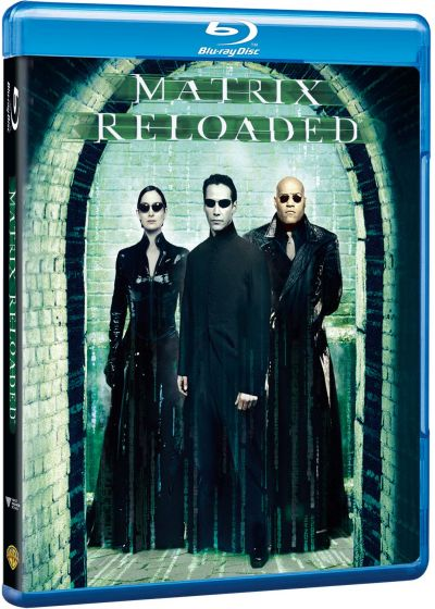 Matrix Reloaded (Warner Ultimate (Blu-ray)) - Blu-ray