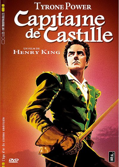 Capitaine de Castille - DVD