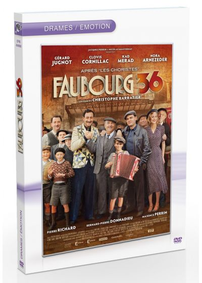 Faubourg 36 - DVD