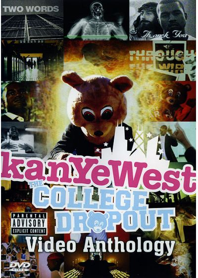 West, Kanye - The College Drop Out - Video Anthology - DVD
