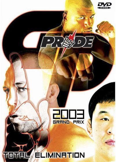Pride Grand Prix 2003 - Total Elimination - DVD