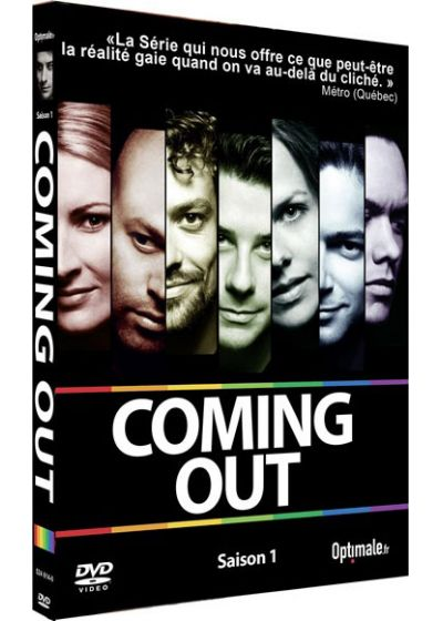 Coming Out - Saison 1 - DVD