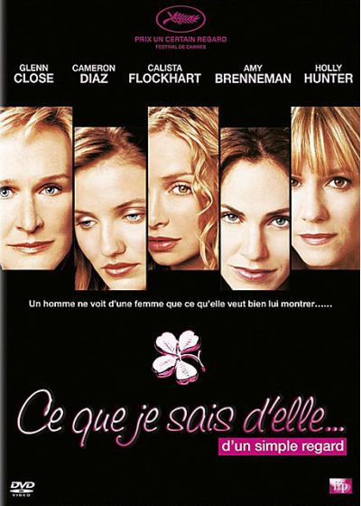 Ce que je sais d'elle... d'un simple regard - DVD