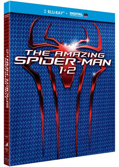 The Amazing Spider-Man + The Amazing Spider-Man : Le destin d'un héros - Blu-ray