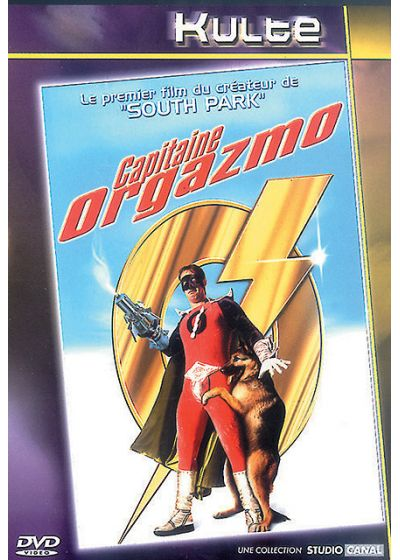Capitaine Orgazmo - DVD