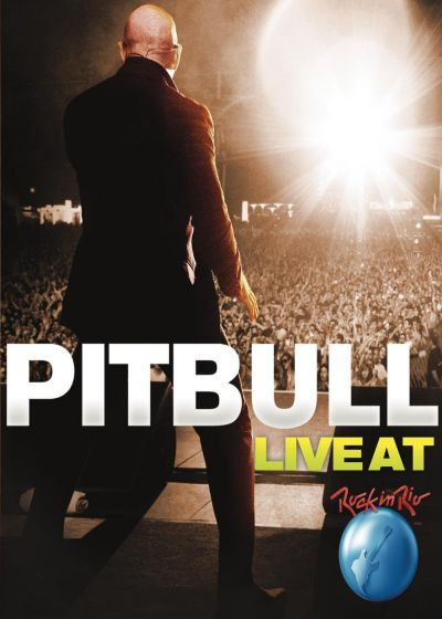 Pittbull : Live at Rock in Rio - DVD