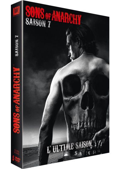 Sons of Anarchy - Saison 7 - DVD