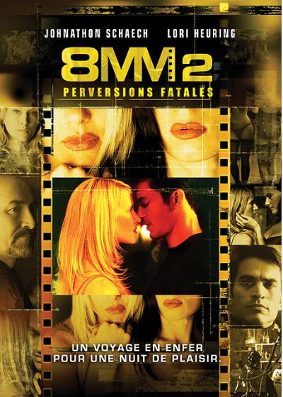 8MM 2 : Perversions fatales - DVD