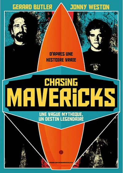 Chasing Mavericks - DVD