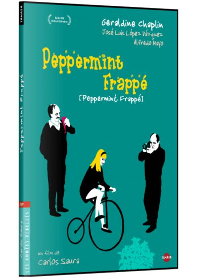 Peppermint Frappé - DVD