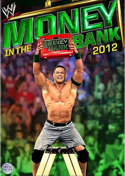 Money in the Bank 2012 - DVD
