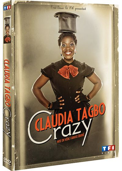 Claudia Tagbo - Crazy - DVD