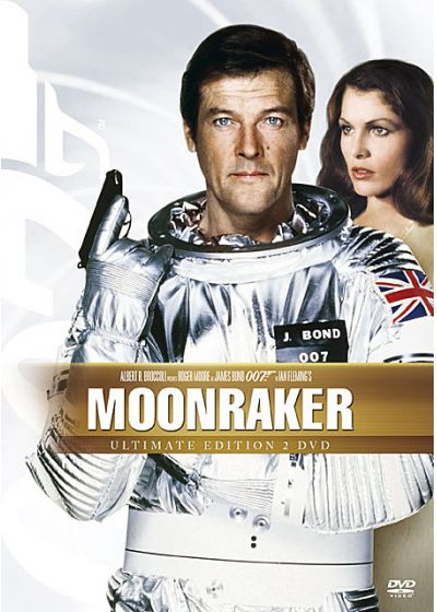 Moonraker (Ultimate Edition) - DVD