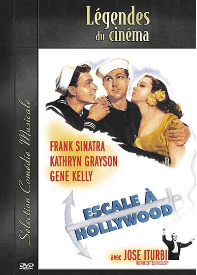 Escale à Hollywood - DVD