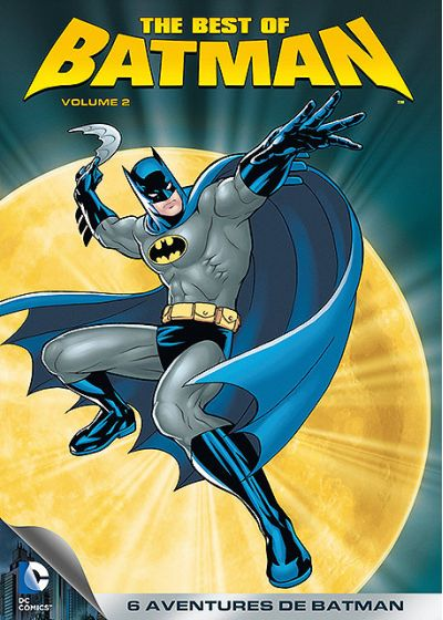 The Best of Batman - Volume 2 - DVD