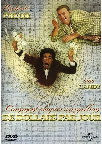 Comment claquer un million de dollars par jour - DVD
