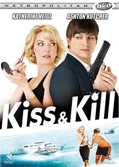 Kiss & Kill - DVD